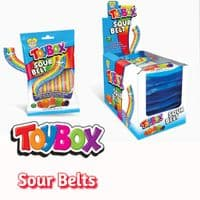 TOYBOX SOUR BELT 12x80G PACK